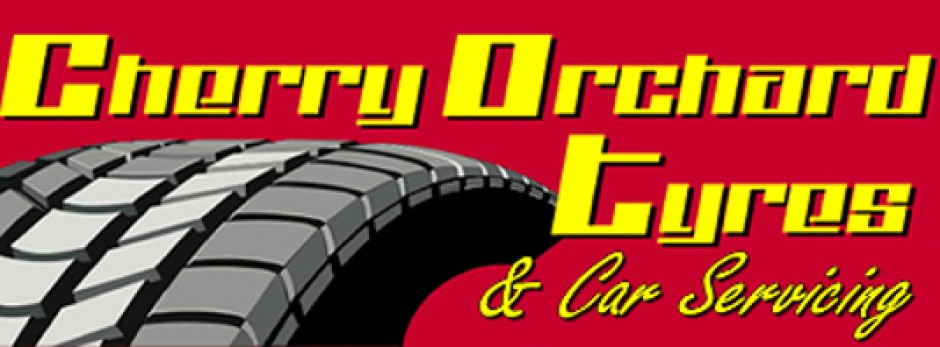 Cherry Orchard Tyres Logo